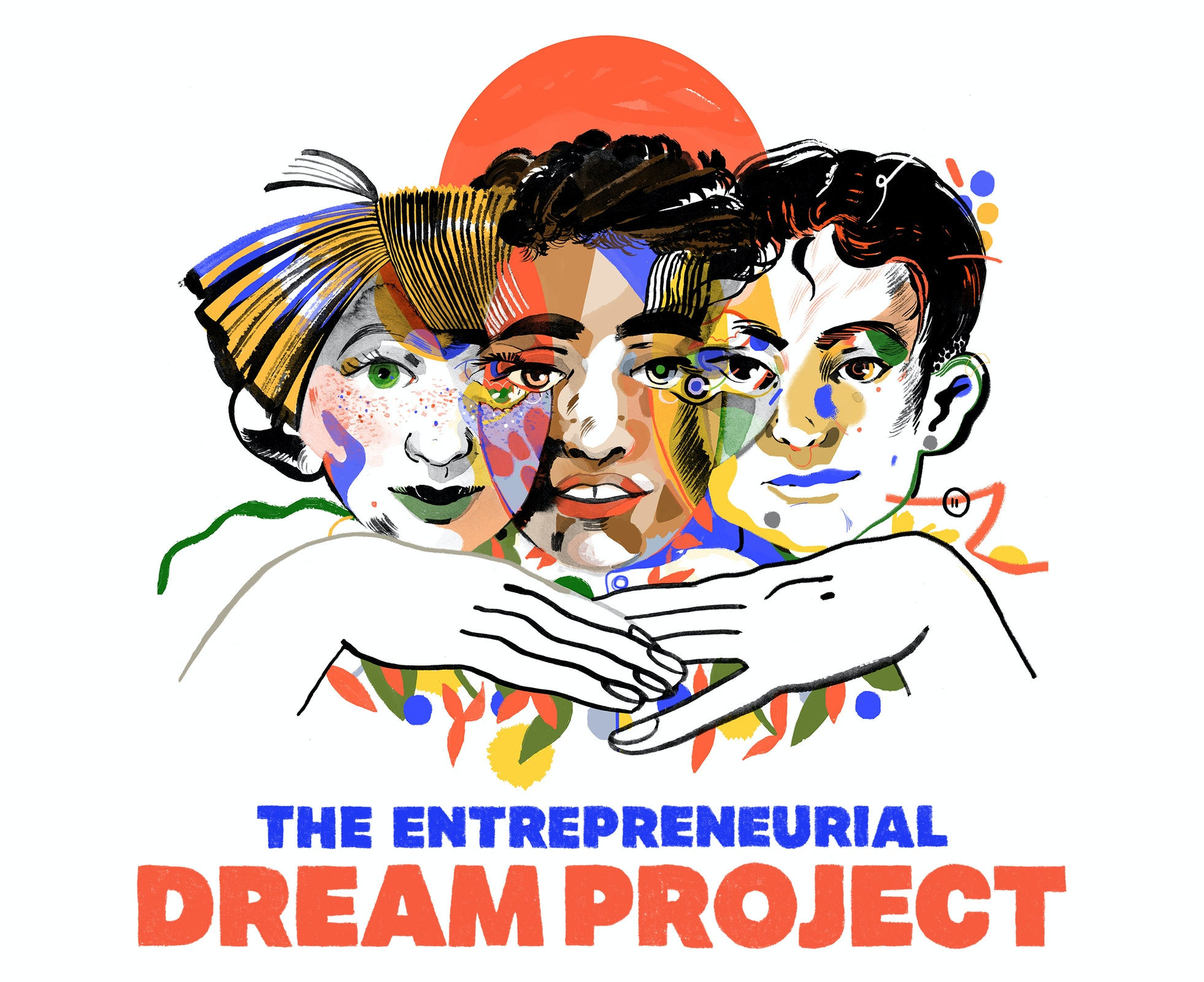 Beneficiaries of the $100k grant fund and mentorship cohort: Entrepreneurial Dream Project Winners Announced