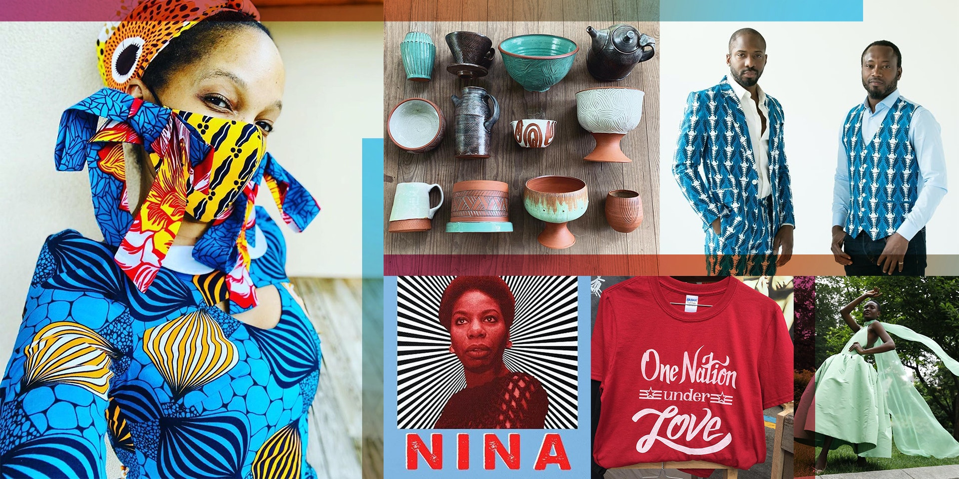 14 Queer Black Owned Etsy Shops to Support Right Now | Supermaker